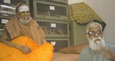 Shankracharya Jayendra Saraswati and KN Rao